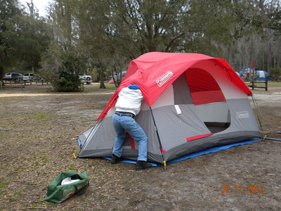 Disney Campout February 2010