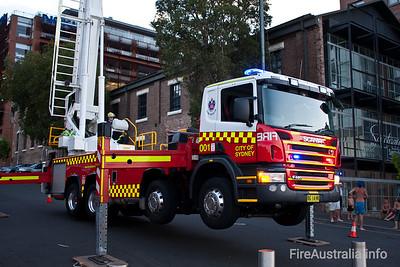 FRNSW - ME101 - Scania - Bronto 44m Ladder Platform