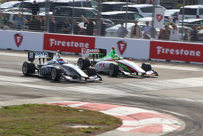 Indy Lights - St Petersburg, FL - 10-11 Mar. '18