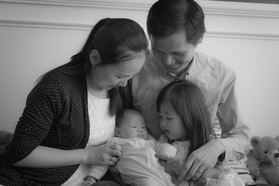 Alice and Wes Family Photos - Mar 06, 2016