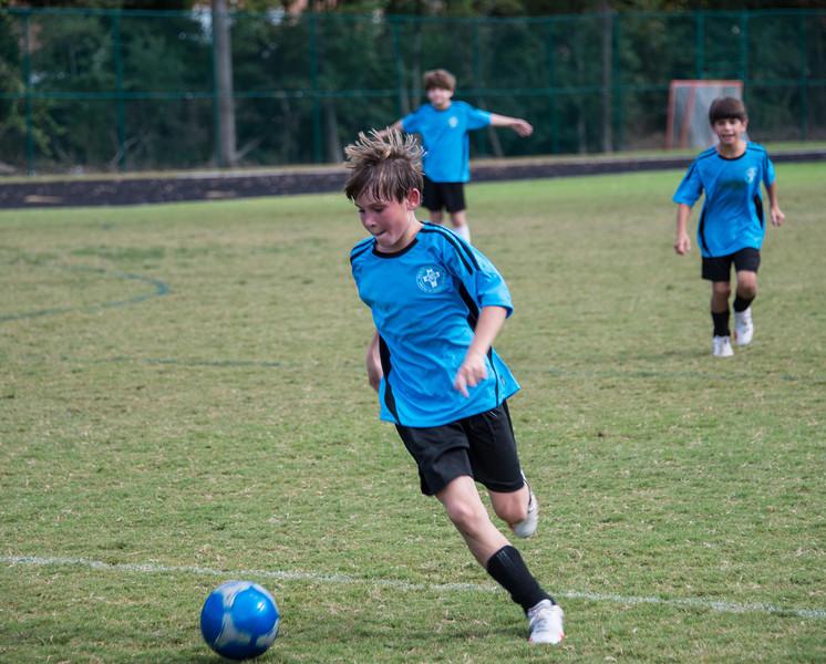 PRUMC Fall 2013 Ninja Soccer Atlanta International School, PRUMC Soccer