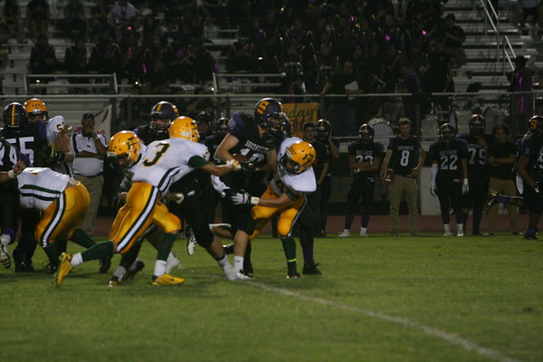 Sep 19, 14 Southwest vs Holtville