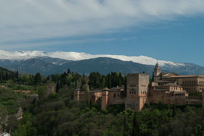 Spain: Under the Andalusian Sky​ by Marty S. 4/2/14