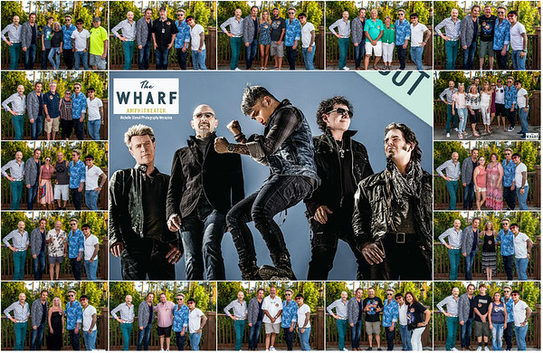 The Wharf:  Journey Meet & Greet