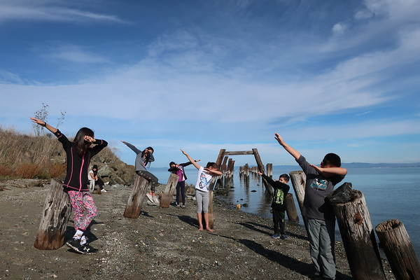 Point Pinole Family Hike