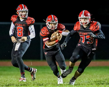 Yorkville vs Oswego East 10/4/19