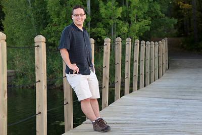 Bryce Senior Photos (2013)