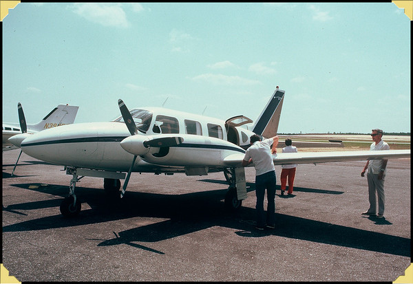 Bahamas 1981 with Jennison & Handcock