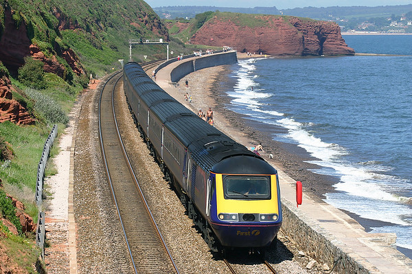 18th June 2005: Dawlish