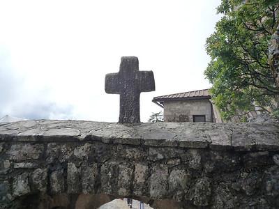Ostrog Monastery, Montenegro - May 2012
