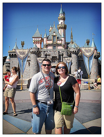 10th Anniversary Surprise Disneyland Trip Sept 2009