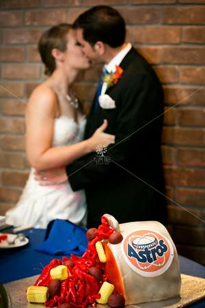 Rachel & Michael • Reception