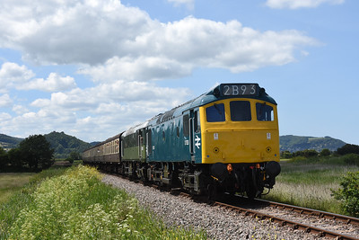 West Somerset Railway 2019