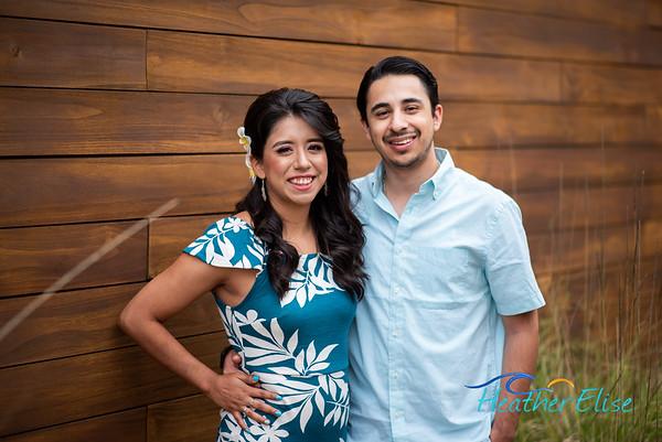 Vanessa + Hector | La Jolla Engagement Photos | San Diego Wedding Photographer