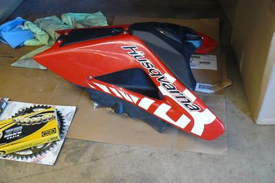 2009 Husky TE-610