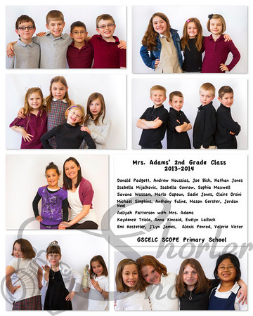 SCOPE 2013-24 Class Pictures