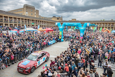 Tour de Yorkshire 2019 - Halifax - Piece Hall