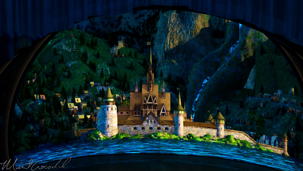 Disneyland Resort, Disney California Adventure, Hollywood Land, Frozen, Live, Hyperion, Theater