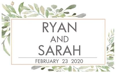 20200223 Ryan and Sarah Wedding