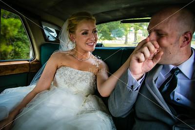Christina & Nicholas • First Look & Pre Ceremony