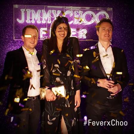 Jimmy Choo x Fever