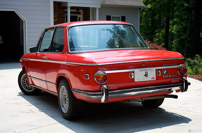 For Sale: 1972 BMW 2002 automatic