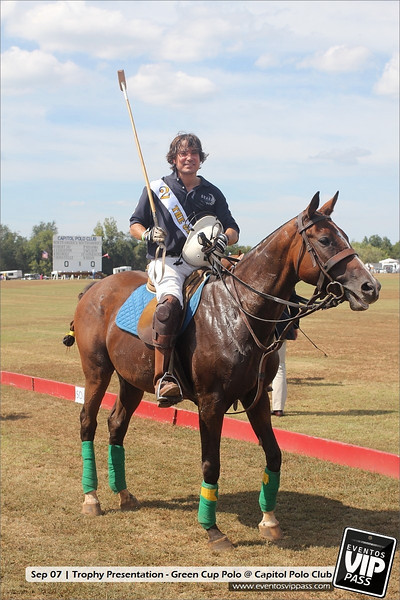 Trophy Presentation - Green Cup Polo @ Capitol Polo Club | Sun, Sep 07