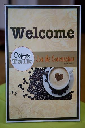 Coffee Talk with Jenny Williamson - February 25, 2012
