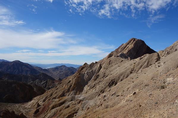 Sentinel Peak (aka Rainbow Lake Mead / Peak 978T) (3,149) - Nov 27, 2013