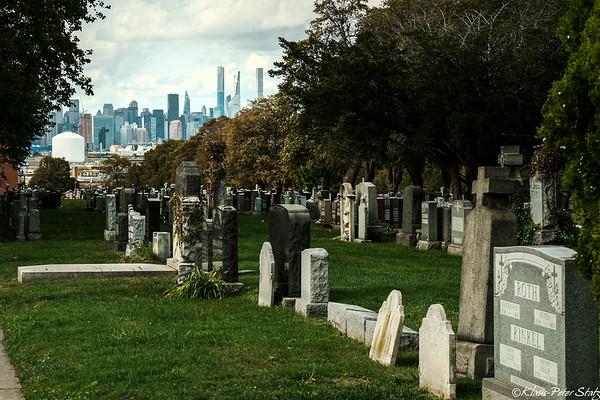 Linden Hill Cemetery, Ridgewood, Queens 2020