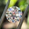 2.01ct Old European Cut Diamond Cut Diamond GIA E, VS1 2