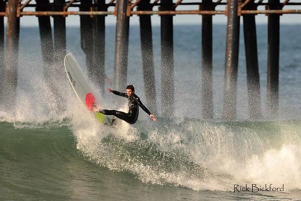 Oceanside Pier 12/14/14