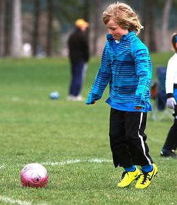 Soccer - Week 1