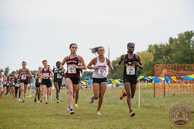 Women's Collegiate Course - Photographed by Mal Sebeck