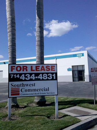 1,200 - 1,800 sq ft @ 2950 W Central Ave.