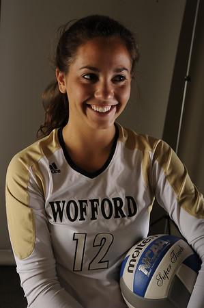 PR Volleyball Poster Amanda