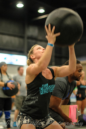 CFPB Clash of the Fittest WOD2