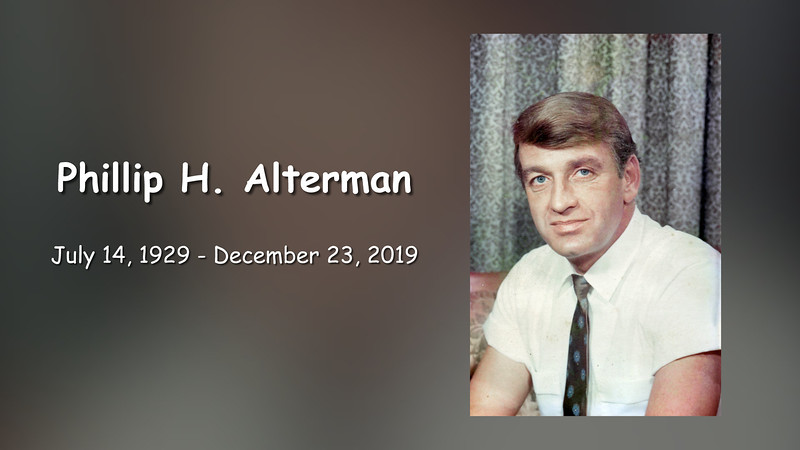 Phillip H. Alterman