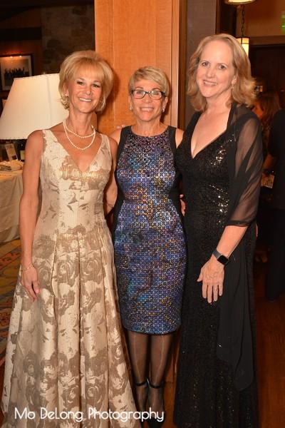Kathleen Woodcock, Isobel Wiener and Rosie Feeney