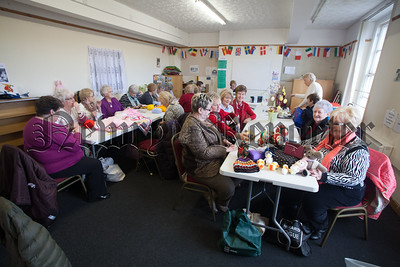 U3A Craft class which takes place every Monday morning. R1610020