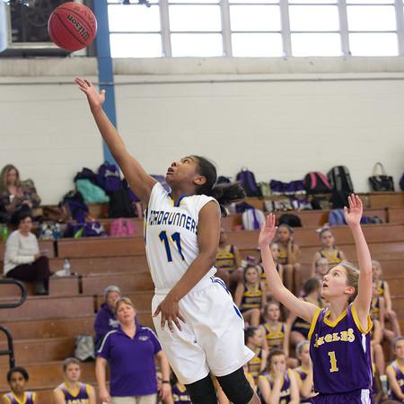 Playoffs - Cramerton at Southwest girls - 3/6/17
