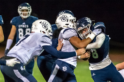 Lynden Christian defeats Cascade Christian 42 to 12