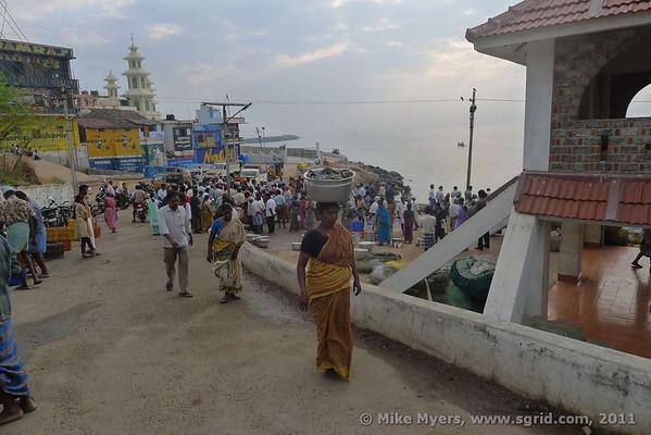 Kanyakumari, India, 2011