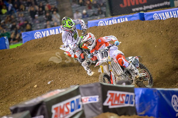 2014 Monster Energy Supercross
