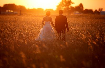 Mario and Jasmyne Wedding Ceremony at Holy Apostles Catholic Church and Reception in Meridian, Idaho