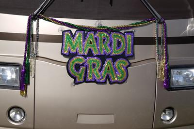 Mardi Gras rally