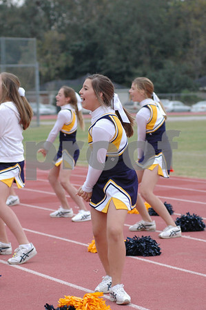 2005 Bruin Bowl  Cheerleaders
