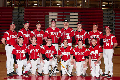 2012-2013 Spring Sports Teams (Photography by Geskus Photography)