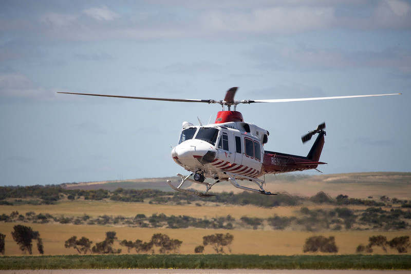Bell 412EP Air Rescue