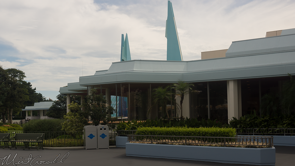 Tokyo Disney Resort, Tokyo Disneyland, World Bazaar, Tomorrowland
